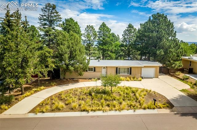 Photo for 803 Orion Drive, Colorado Springs, CO 80906 (MLS # 3732624)