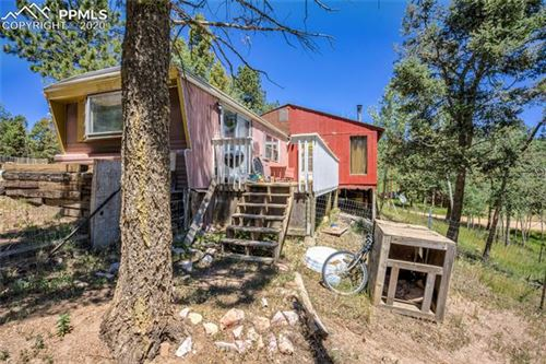 Tiny photo for 812 Blossom Road, Woodland Park, CO 80863 (MLS # 4940625)
