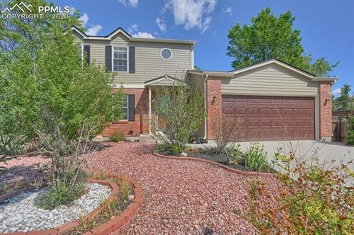 Photo of 626 Trailcrest Court, Colorado Springs, CO 80906 (MLS # 2171627)