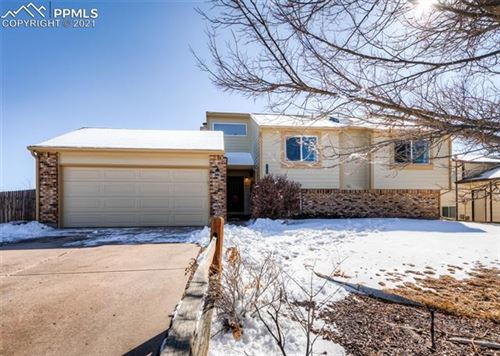 Photo of 3545 Fair Dawn Drive, Colorado Springs, CO 80920 (MLS # 5355627)