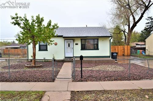 Photo of 508 William Avenue, Colorado Springs, CO 80905 (MLS # 1441629)