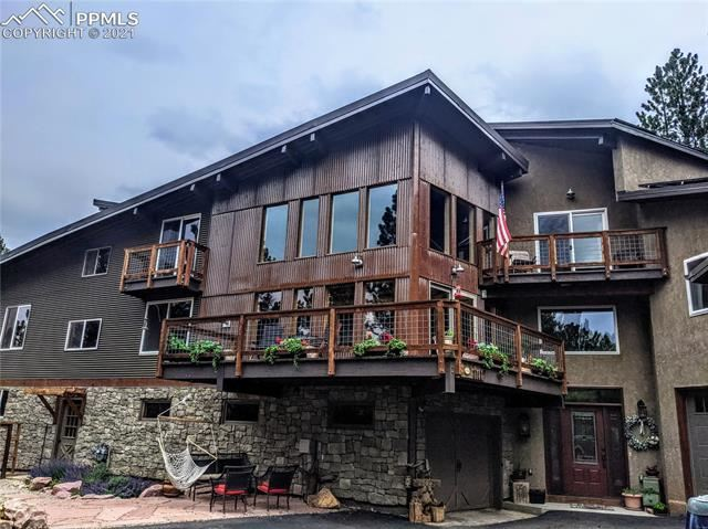 1168 Forest Hill Road, Woodland Park, CO 80863 - #: 2671629