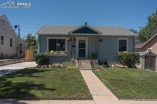 Photo of 120 Farragut Avenue, Colorado Springs, CO 80909 (MLS # 8884630)