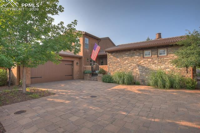 Photo for 1927 La Bellezza Grove, Colorado Springs, CO 80919 (MLS # 9640630)
