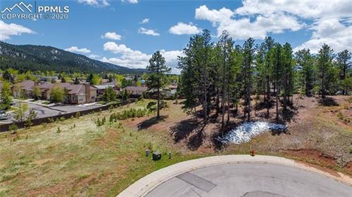 Photo of 1205 Cottontail Trail, Woodland Park, CO 80863 (MLS # 1954631)