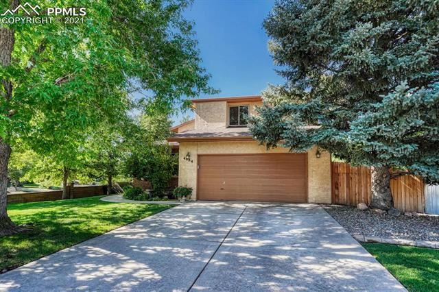 4084 St Andrews Court, Colorado Springs, CO 80909 - #: 8809634