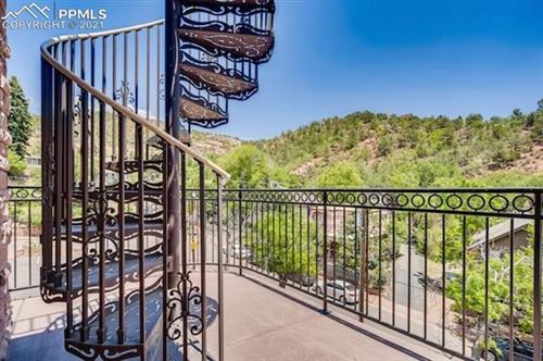 Tiny photo for 2 Grand Avenue #103, Manitou Springs, CO 80829 (MLS # 6669635)