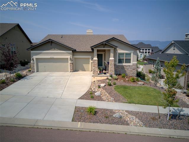 12544 Hawk Stone Drive, Colorado Springs, CO 80921 - #: 5539636
