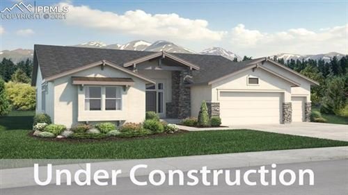 Photo of 16298 Forest Cloud Way, Monument, CO 80132 (MLS # 1071637)