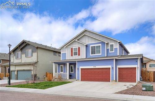 Photo of 7546 N Sioux Circle, Colorado Springs, CO 80915 (MLS # 3180638)