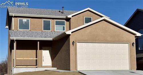 Photo of 1255 LIVINGSTON Avenue, Colorado Springs, CO 80906 (MLS # 6753638)