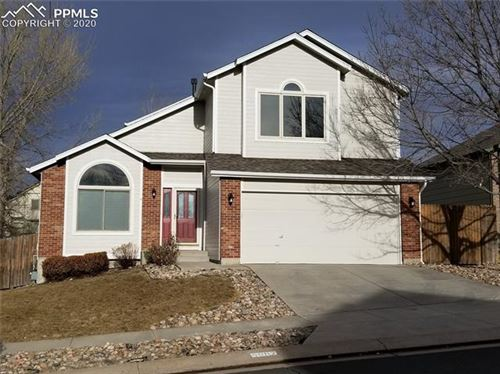 Photo of 5987 Leather Drive, Colorado Springs, CO 80923 (MLS # 9217639)