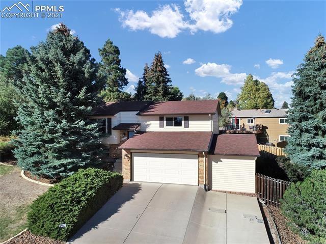 5438 Alteza Drive, Colorado Springs, CO 80917 - #: 2666641