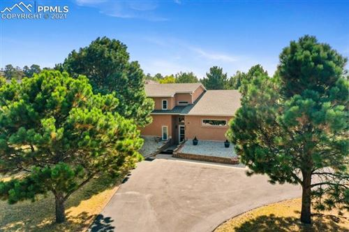 Photo of 635 Portland Road, Monument, CO 80132 (MLS # 3612642)
