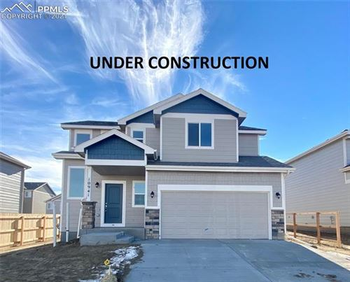 Photo of 5314 Kingscote Drive, Colorado Springs, CO 80915 (MLS # 3929642)