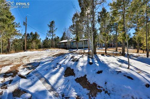 Photo of 252 Honeysuckle Road, Woodland Park, CO 80863 (MLS # 7366643)
