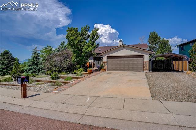 6540 Lindal Drive, Colorado Springs, CO 80915 - #: 4517643