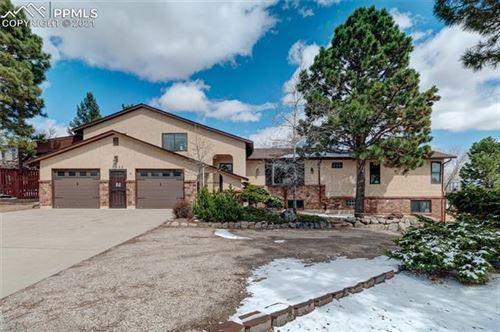 Photo of 5425 Flintridge Drive, Colorado Springs, CO 80918 (MLS # 1009645)
