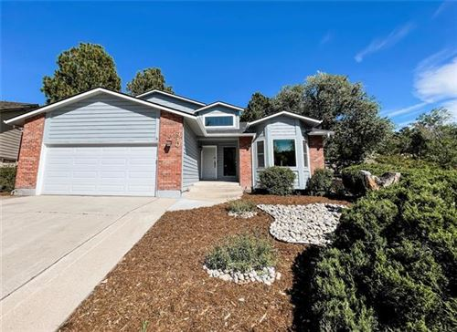 Photo of 910 Popes Valley Drive, Colorado Springs, CO 80919 (MLS # 8395646)