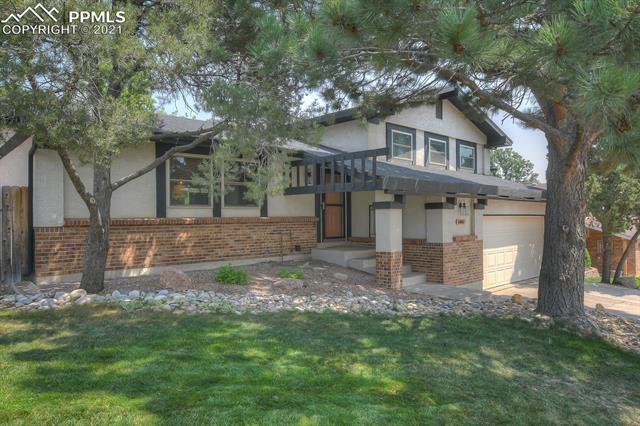 2595 Sierra Drive, Colorado Springs, CO 80917 - #: 4525647