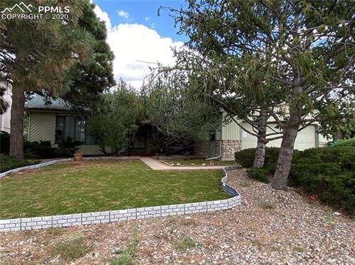 Photo of 3025 Maroon Bells Avenue, Colorado Springs, CO 80918 (MLS # 1408650)
