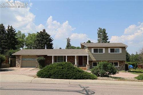 Photo of 2106 Parkview Boulevard, Colorado Springs, CO 80906 (MLS # 3039650)