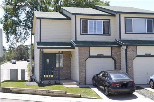 Photo of 3747 Pacific Drive, Colorado Springs, CO 80910 (MLS # 1777651)