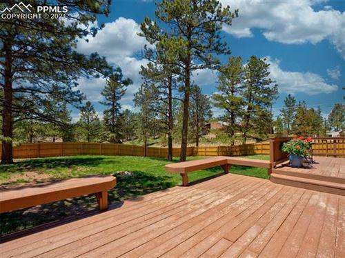 Tiny photo for 366 Piney Point Lane, Woodland Park, CO 80863 (MLS # 7814651)