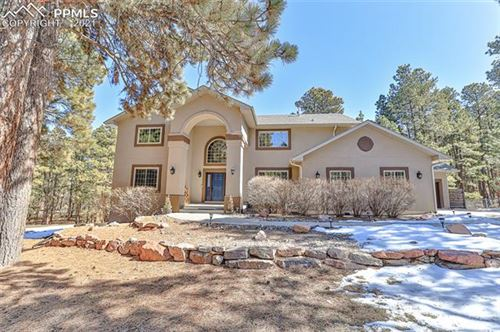 Photo of 20051 W Elk Creek Drive, Colorado Springs, CO 80908 (MLS # 7814652)