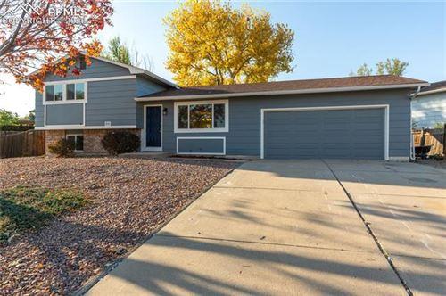 Photo of 6860 Blue River Way, Colorado Springs, CO 80911 (MLS # 5062654)
