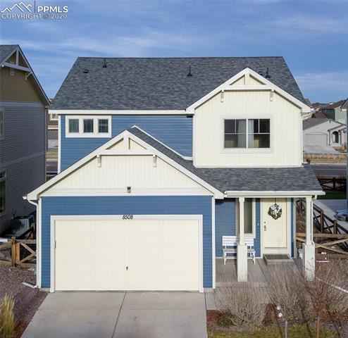 Photo of 8508 Briar Brush Lane, Colorado Springs, CO 80927 (MLS # 6819656)
