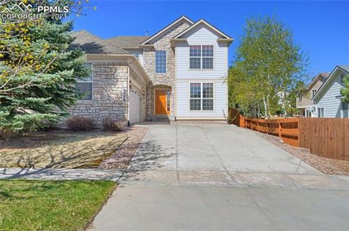 Photo of 8956 Gold Bluff Drive, Colorado Springs, CO 80920 (MLS # 8348658)