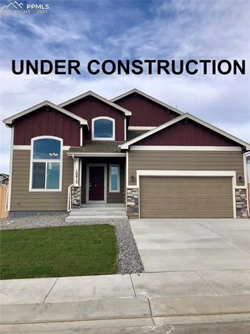 Photo of 10746 Witcher Drive, Colorado Springs, CO 80925 (MLS # 1555660)