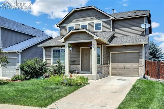 6474 Rockville Drive, Colorado Springs, CO 80923 - #: 3993662