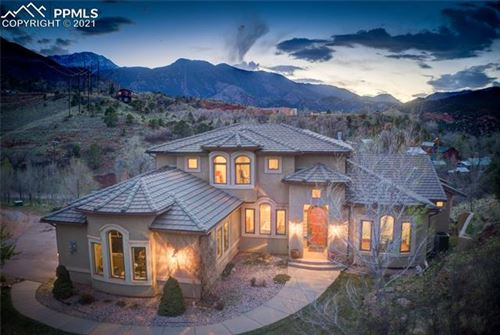 Photo of 20 Keithley Road, Manitou Springs, CO 80829 (MLS # 2982664)