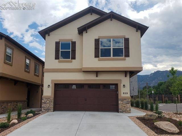 859 Redemption Point, Colorado Springs, CO 80905 - #: 7677664
