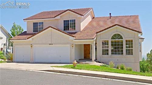 Photo of 2915 Pegasus Drive, Colorado Springs, CO 80906 (MLS # 8358665)