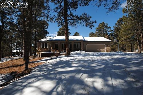Photo of 10820 Hungate Road, Colorado Springs, CO 80908 (MLS # 3754668)