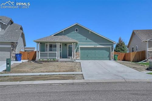 Photo of 1853 Dewhirst Drive, Colorado Springs, CO 80951 (MLS # 1437669)