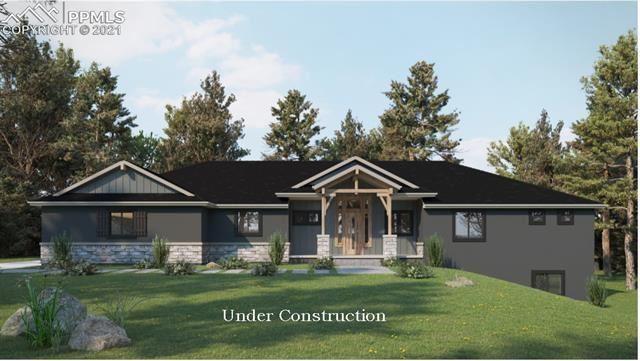 8783 Sanctuary Pine Drive, Colorado Springs, CO 80908 - #: 2366669