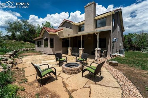 Tiny photo for 615 Golden Hills Road, Colorado Springs, CO 80919 (MLS # 4989670)