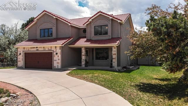 Photo for 615 Golden Hills Road, Colorado Springs, CO 80919 (MLS # 4989670)