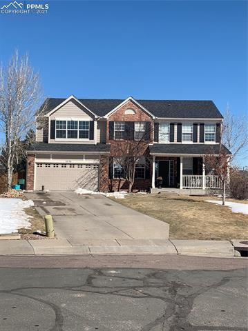 Photo of 5036 Sunset Ridge Drive, Colorado Springs, CO 80917 (MLS # 4015671)