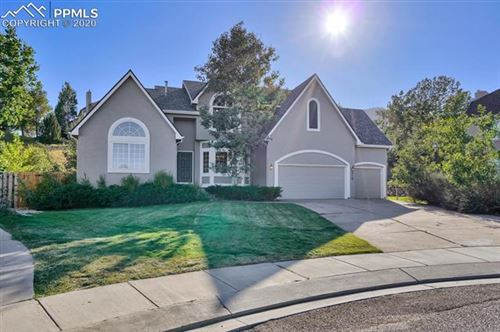 Photo of 715 Herbglen Court, Colorado Springs, CO 80906 (MLS # 2011673)