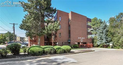Photo of 33 W Boulder Street, Colorado Springs, CO 80903 (MLS # 7992673)