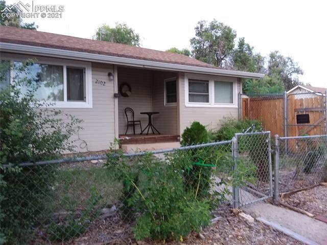 2102 E Dale Street, Colorado Springs, CO 80909 - #: 3105674