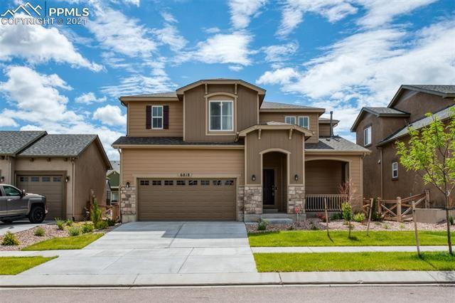 6818 Sedgerock Lane, Colorado Springs, CO 80927 - #: 6947674