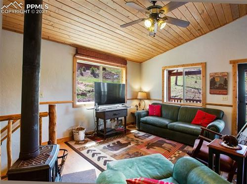 Tiny photo for 14003 S Highway 67, Woodland Park, CO 80863 (MLS # 4458675)