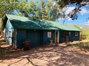 Photo of 7 Spur Road, Manitou Springs, CO 80829 (MLS # 9501675)