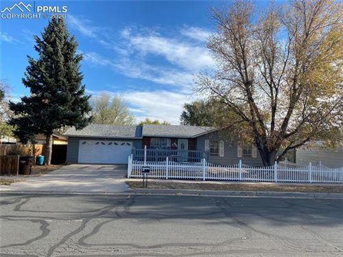 Photo of 4568 N Wordsworth Circle, Colorado Springs, CO 80916 (MLS # 3972676)